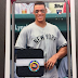 Topps Has a Surprise For Collectors in the 2017 Transcendent Collection Party Aaron Judge Topps History Set.
