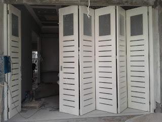 10 Desain Pintu Lipat Minimalis Terbaru Rumah Masa Kini gambar 3