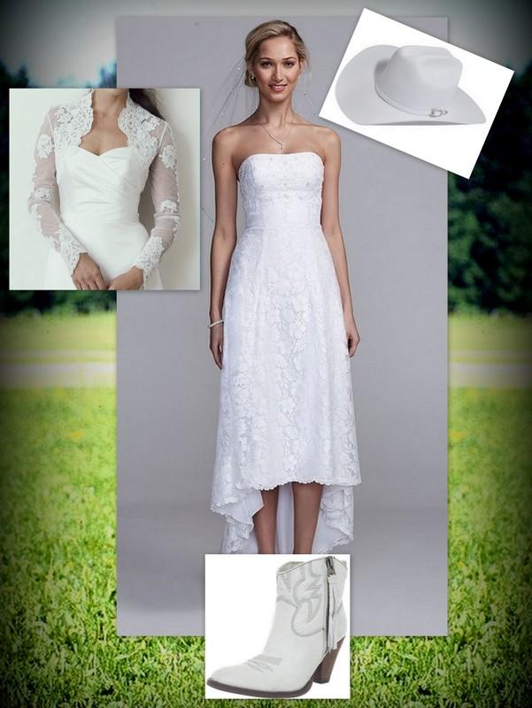 Western Style Wedding Dress Asestilo Diffe Bridal Styles
