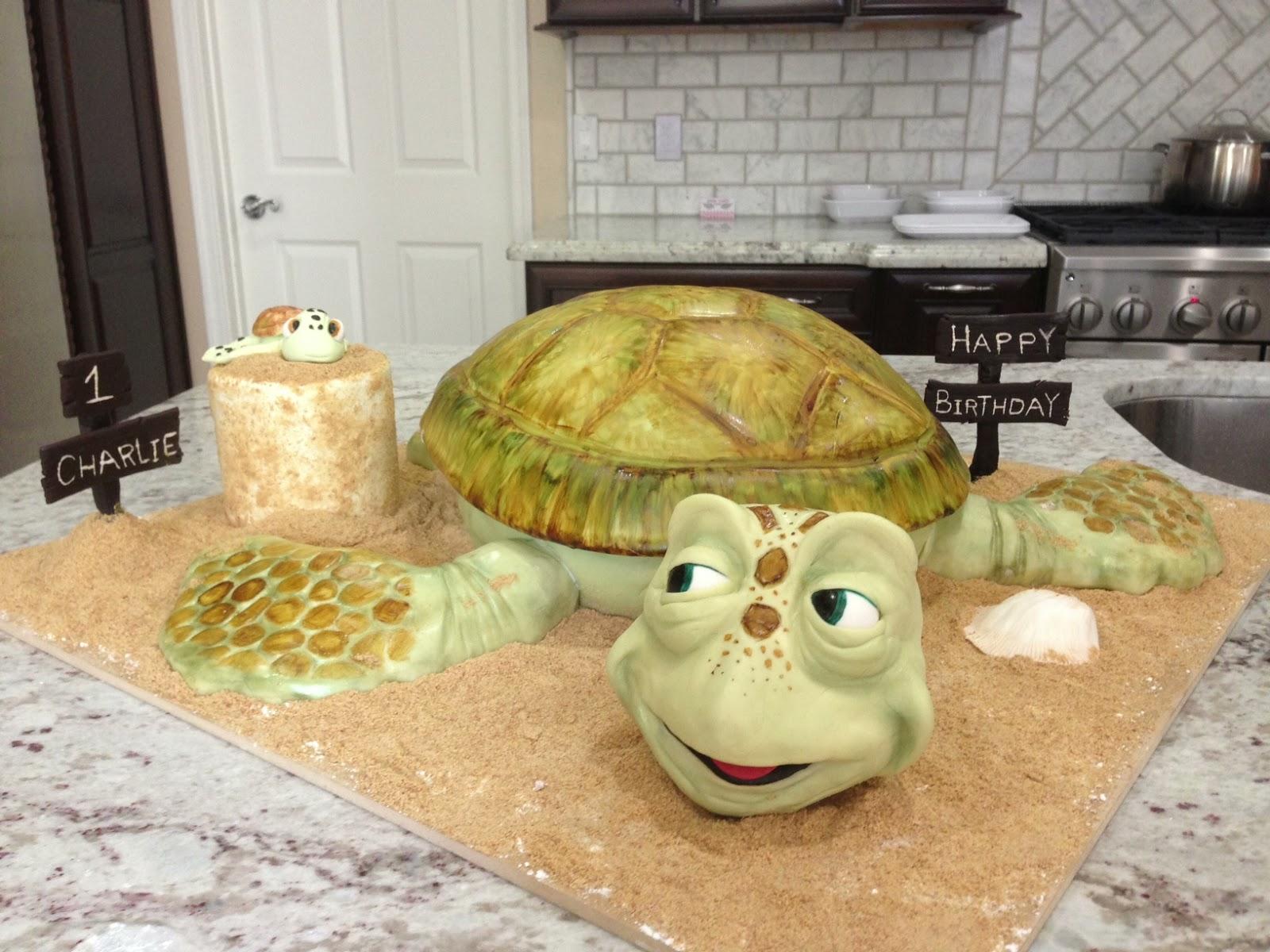 Angel Cakes Bakery Turtle Cake