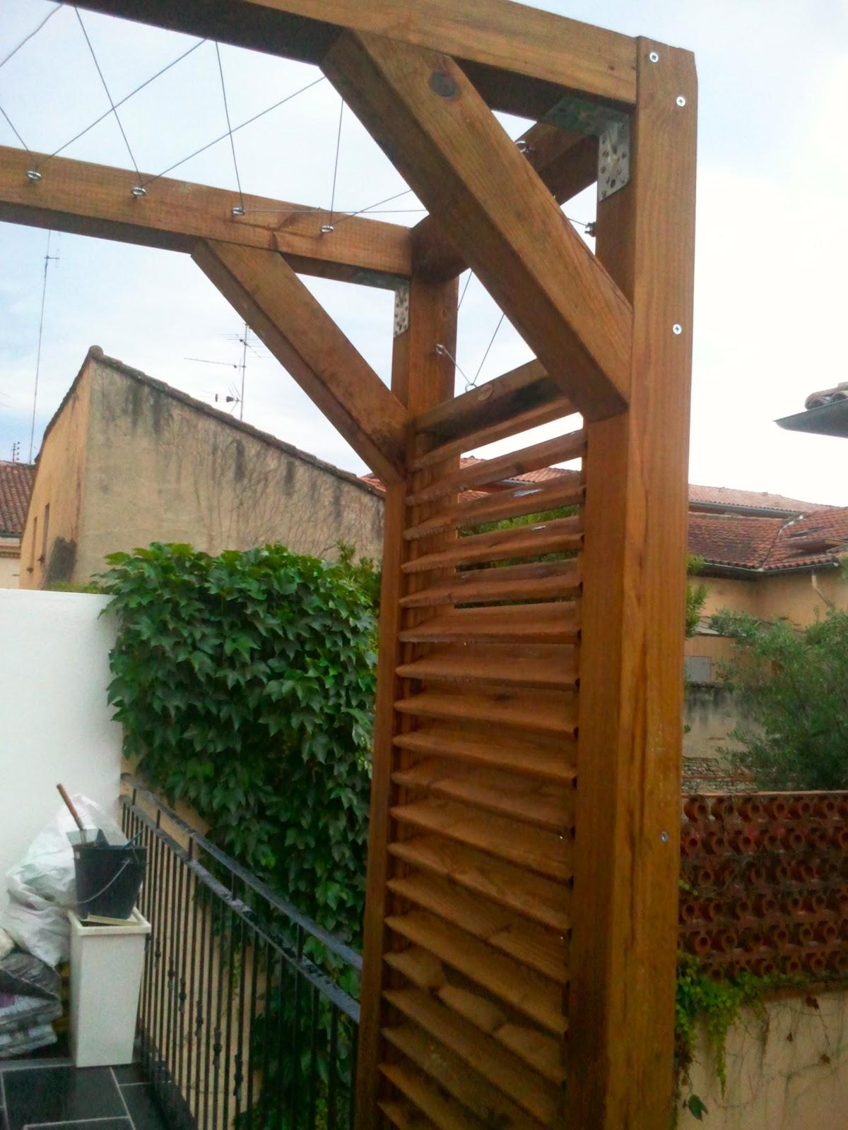 plante grimpante pour pergola pergola v g tale plantes grimpantes et design naturellement. Black Bedroom Furniture Sets. Home Design Ideas
