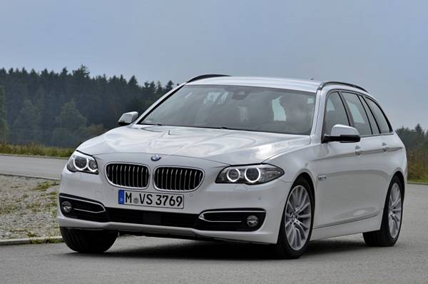 2018 BMW 5 Series Sport Wagon (Touring) Rumor, Review And Price