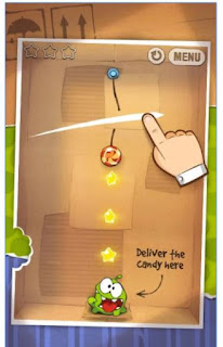 Download Cut the Rope FULL FREE (MOD, Superpower/Hints) free on android app games