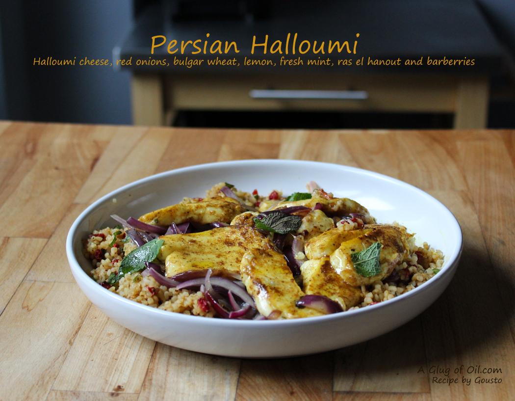 Persian Halloumi