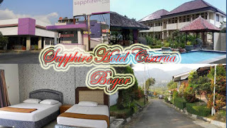 Harga Sewa Kamar Sapphire Hotel Cisarua Bogor
