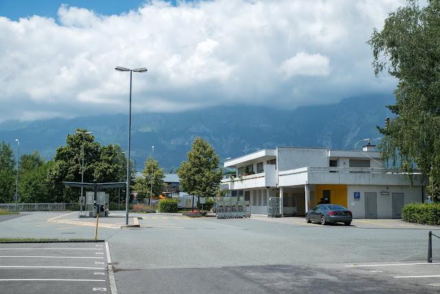 Historische Höhenweg von Bendern nach Schellenberg  Wandern Liechtenstein 15