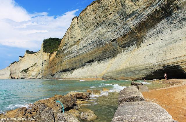 Logas Beach, Korfu