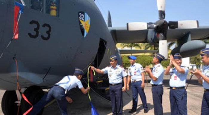 C-130H A-1333 ex Australia [TNI AU]