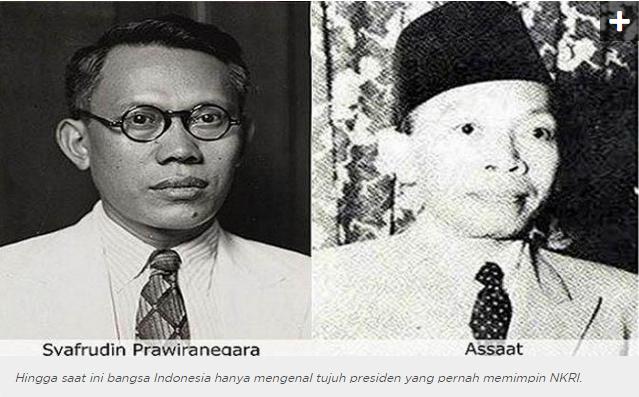 Presiden Indonesia yang 'DILUPAKAN' dalam Sejarah