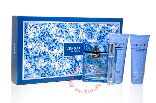 Versace Man Eau Fraiche Perfume Set