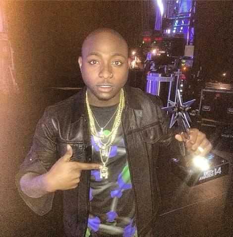 Davido wins Best African Act at the 2014 BET Awards