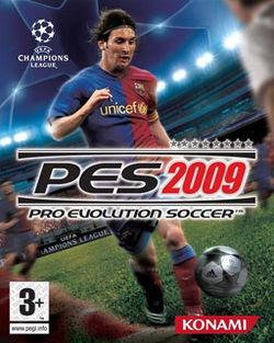 PES 2009 download