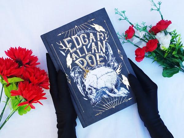 Eu finalmente li... Edgar Allan Poe