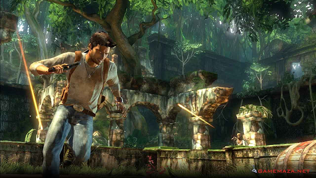 Uncharted Drake's Fortune Gameplay Screenshot 1