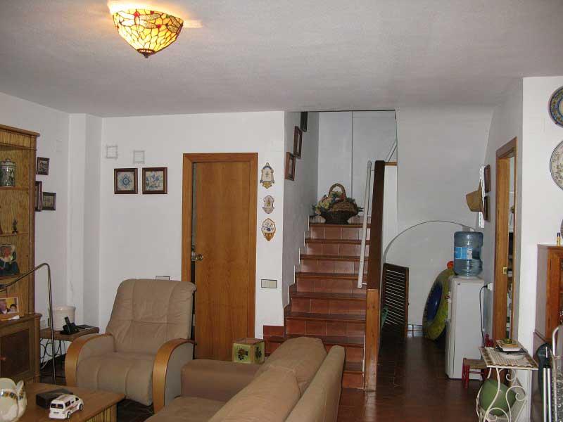 chalet en venta benicasim calle colombia salon1