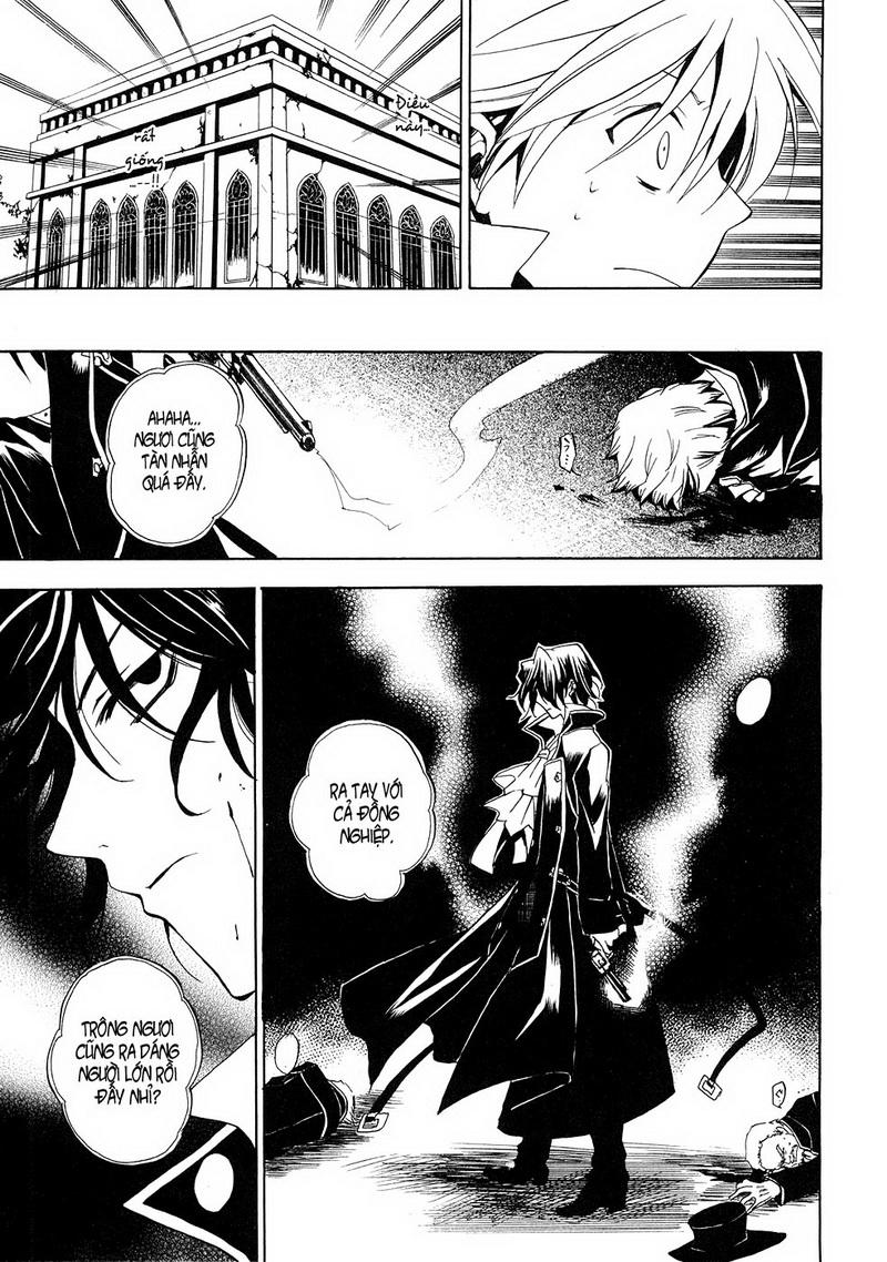 Pandora Hearts chương 006 - retrace: vi where am i trang 27