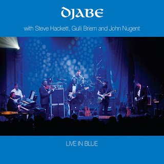 Djabe With Steve Hackett, Gulli Briem And John Nugent - 2015 - Live In Blue