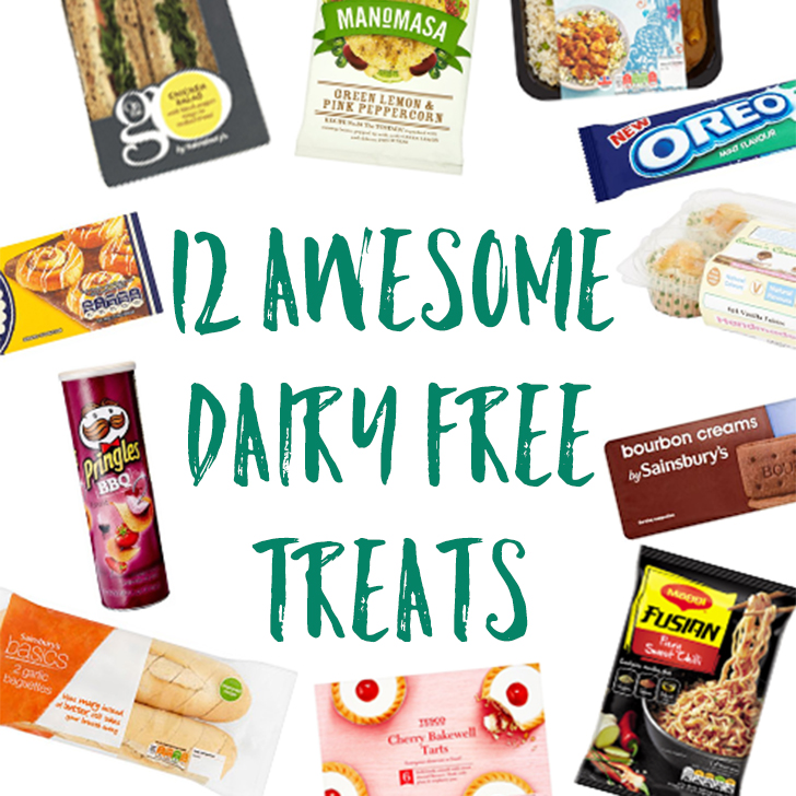 Accidental Dairy Free treats