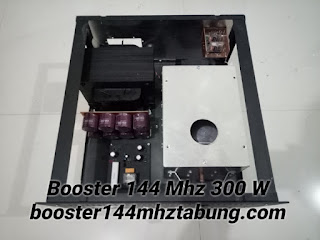 Cavity Booster 144 Mhz 300 W