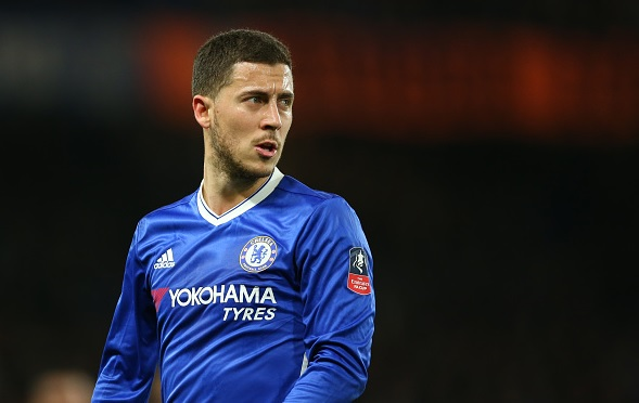 Real Madrid want Chelsea star Eden Hazard