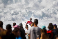 41 Mick Fanning Quiksilver Pro France foto WSL Laurent Masurel