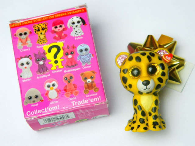 TY Mini Boos Collectibles Series 3 Speckles