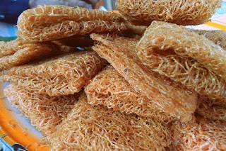 Kue Rambut Khas NTT