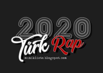 2020 Türk Rap Müzik Listeleri