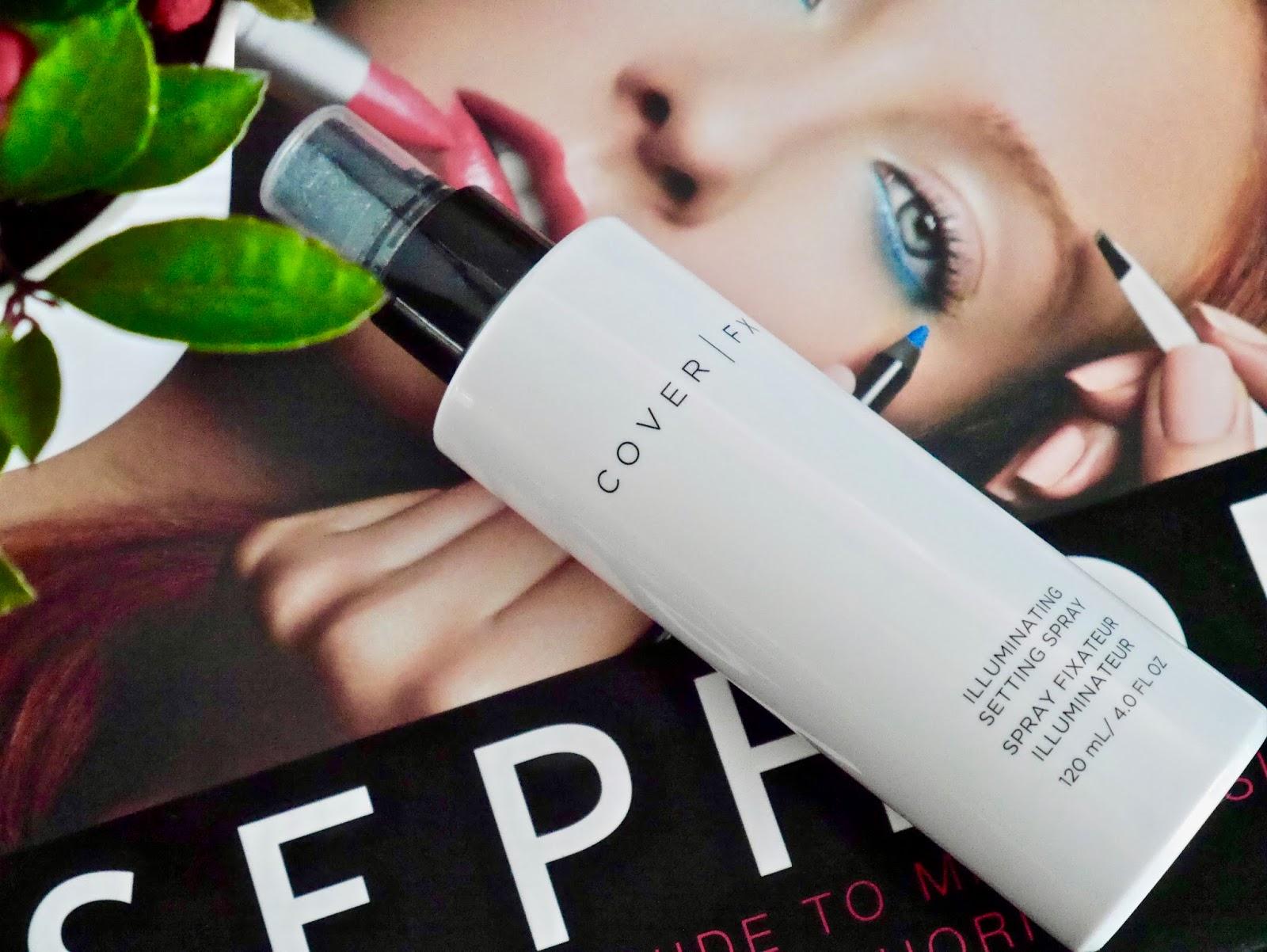 sephora, makeup, setting spray, beauty