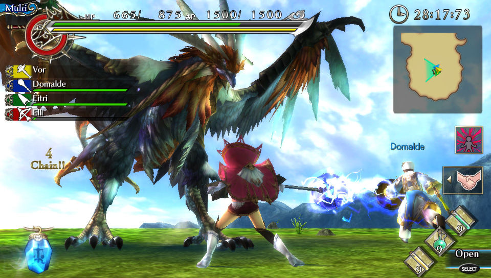PS Vita Roundup: New Ragnarok screens show off one of the