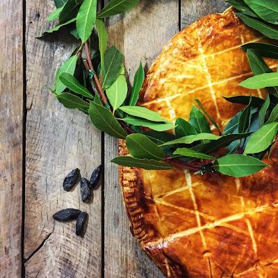 recette galette des rois fève de tonka frangipane facile rapide