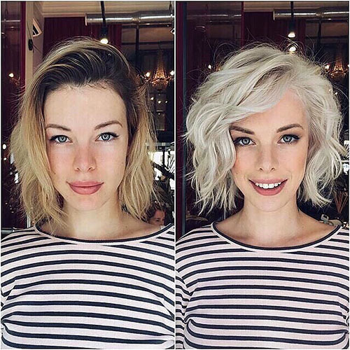 short hair for girls