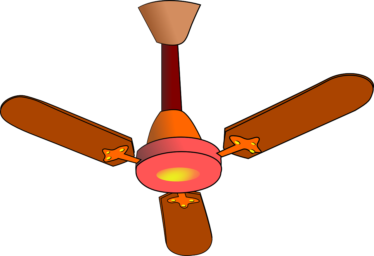 Tiny House Homestead Ceiling Fan Direction To Help Heat