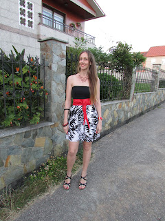 DIY costura muy fácil: vestido sin patrones