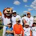 Ramírez Marin inaugura el primer campo de béisbol infantil en Kanasín