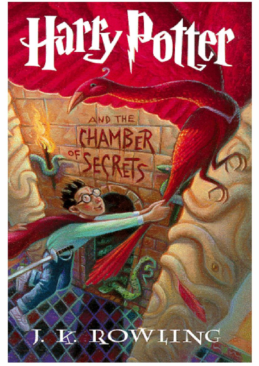 Pdf Of Harry Potter And The Chamber Of Secrets
