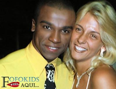 ex casal Carla Perez e Alexandre Pires