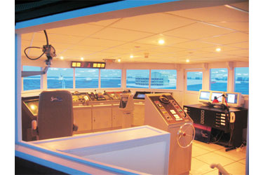 #دورة مهارات الاتصال السفن والموانى