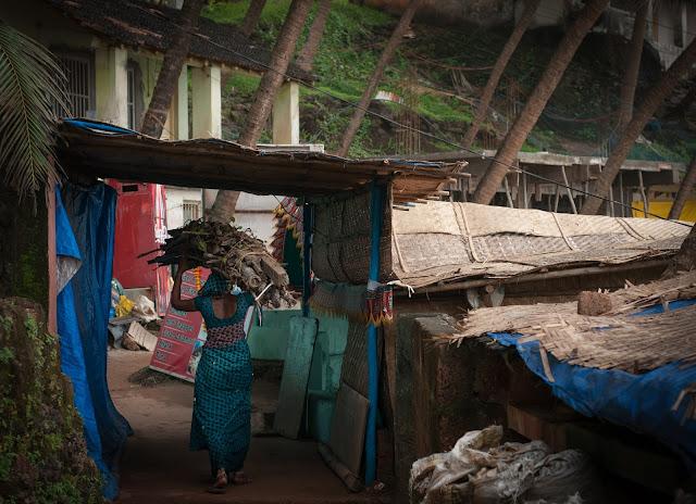 Prin bazar; Arambol, Goa, India