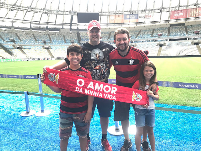 Maracanã Tour - Visita ao Maracanã