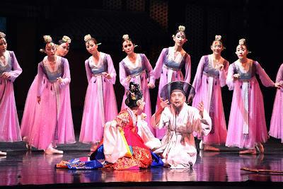 ballet coréen La Légende de Shim Chung