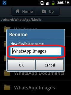 WhatsApp Aur Other Messanger App Ke Images,Videos Or Audios Ko Hide Kaise Kare ( Without App )