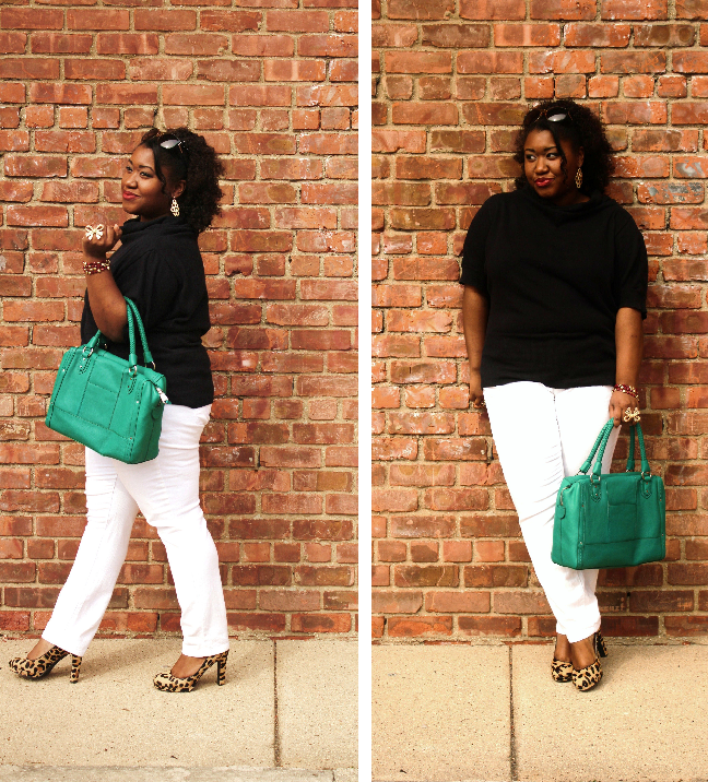 How+to+Wear+Plus+size+White+Jeans+2 Macys Plus Size Blouses