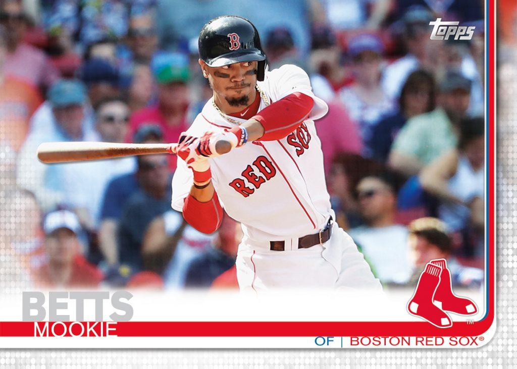 Johns Big League Baseball Blog A Look At 2019 Topps Baseball Cards