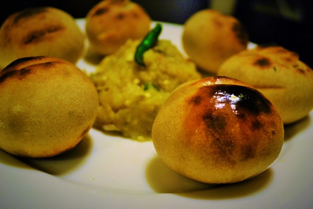 lITTI AND CHOKHA is one of the most popular dish of Bihar.