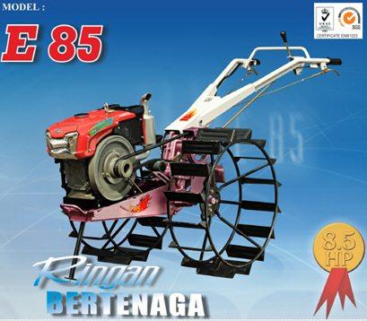 Traktor Tangan Quick E 85
