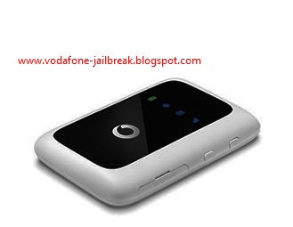 Jailbreak R216-Z unlock your ZTE Vodafone Mobile Wi-Fi R216-Z