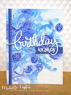 http://handmade-by-michelle.blogspot.com.au/2017/06/blue-birthday-wishes.html
