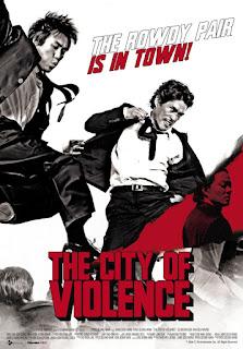 The City of Violence (2006) โหดคู่ สู้ไม่ถอย