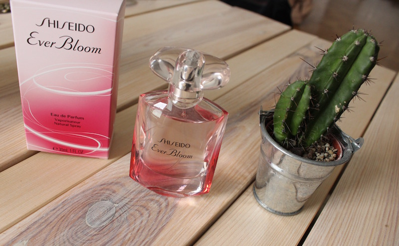 Beauty Shiseido Ever Bloom Parfum Review